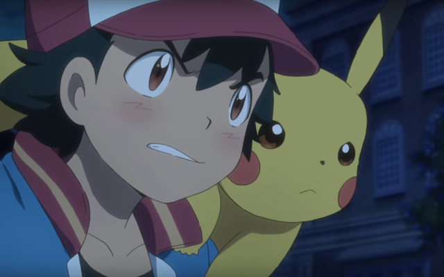 Pokémonกลับสู่ภาพยนตร์ด้วยทีเซอร์สำหรับพลังของพวกเรา