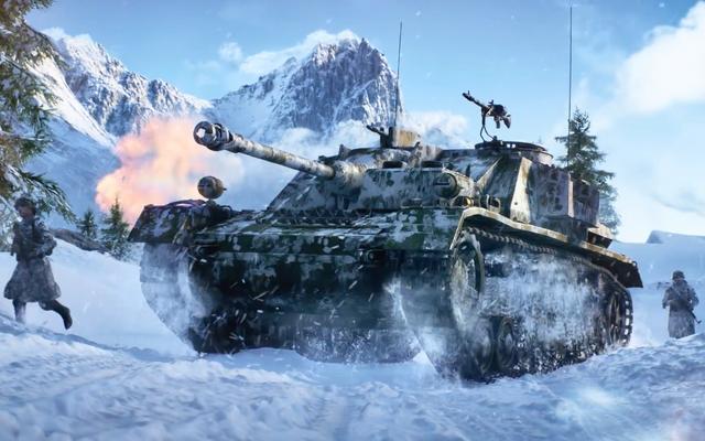 Les défis 'Tides of War' de Battlefield V gardent le jeu frais