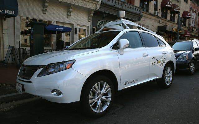カリフォルニアはまもなく自動運転車を人間なしで歩き回らせるかもしれない