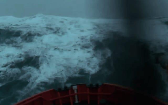 ระบบใหม่ของ MIT สามารถแจ้งเตือนเรือถึงคลื่นยักษ์ก่อนที่จะเกิดขึ้น