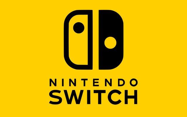 レポート:任天堂は新しいスイッチモデルについて尋ねられたときに答えを出さない