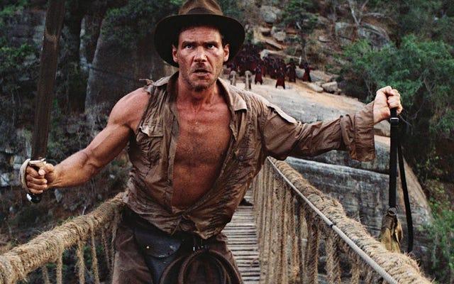 Comment une scène d'Indiana Jones s'est terminée par la création du classement PG-13 dans les théâtres
