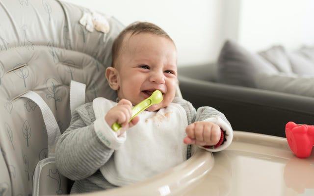 離乳食中の有毒金属を避ける方法