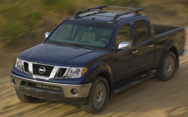 Yeni Nissan Frontier Nihayet Önümüzdeki Yıl İçin Onaylandı