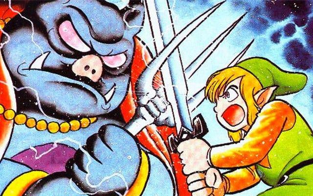Komik Link To The Past memiliki akhir yang pantas untuk game ini