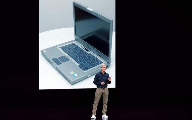 Apple rivela che il nuovo MacBook Pro sarà ricondizionato Laptop Dell che sono usciti da Craigslist per $ 500