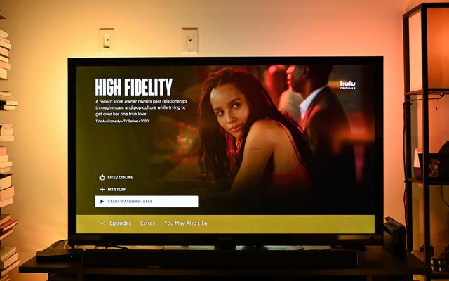ウェルプ、ライブTVのHuluが価格を高騰させている