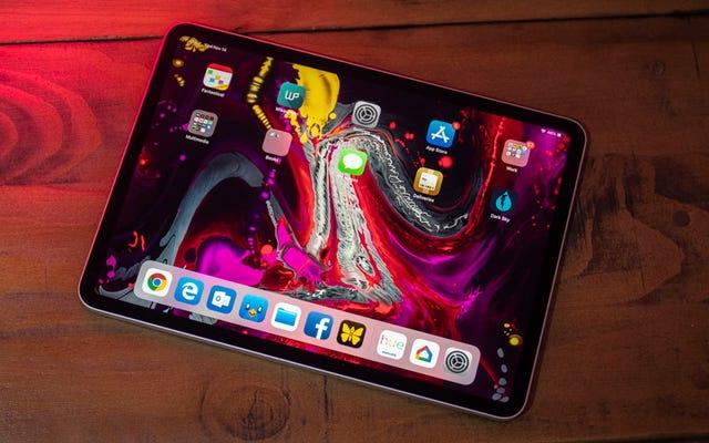 IPad Pro mới nhất (và lớn nhất) của Apple đang được bán tại Woot