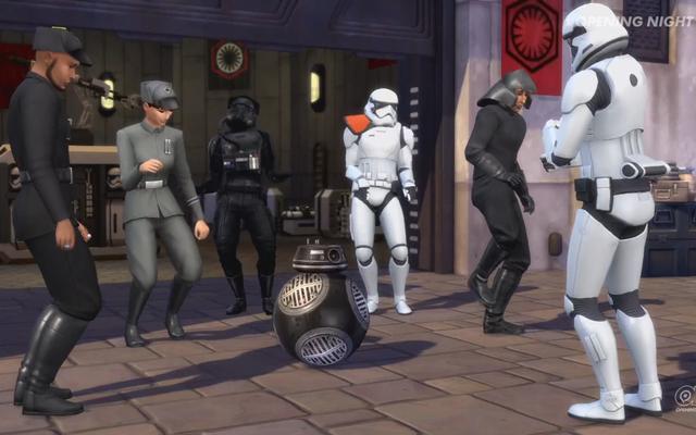 Star Wars llega a Los Sims 4 8 de septiembre
