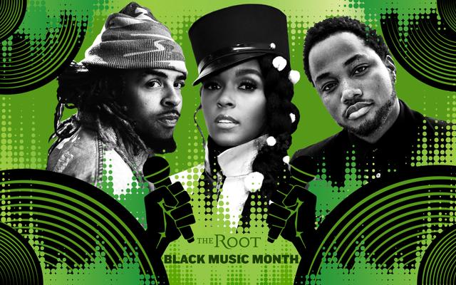 ブラックミュージックは、他の多くのアーティストがブラックアーティストよりも多くの人から飲んで利益を得ているのでしょうか?
