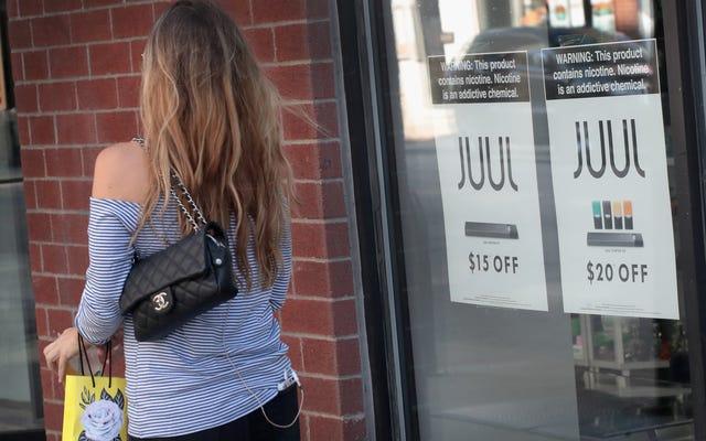 伝えられるところによると、マールボロメーカーは130億ドル近くの大きなタバコの現金でJUULを氾濫させる準備ができています