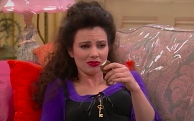 Apakah The Nanny menggunakan SnackWell's sebagai pengganti Mallomar kesayangan Fran?