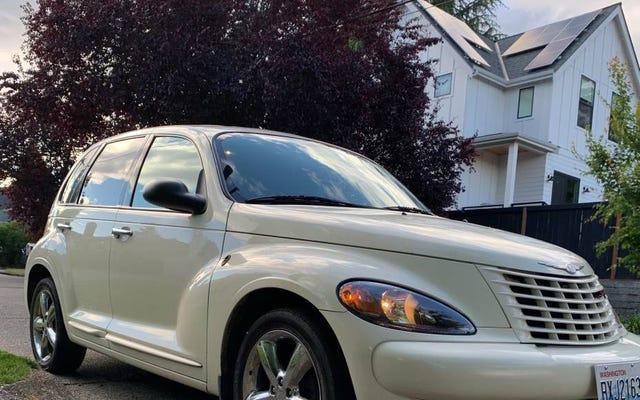 À 3 500 $, cette Chrysler PT Cruiser 2004 est-elle un coup dur?
