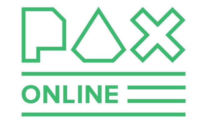 PAX East 2021はキャンセルされ、7月にPAXOnlineに置き換えられました