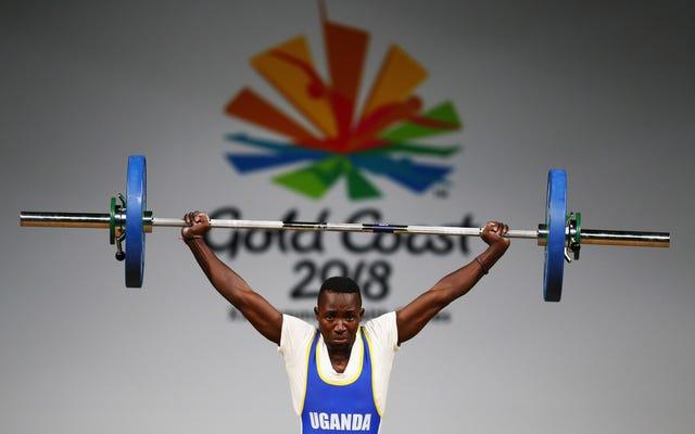 Phim truyền hình quốc tế khi vận động viên cử tạ Olympic Uganda phá vỡ bong bóng an ninh