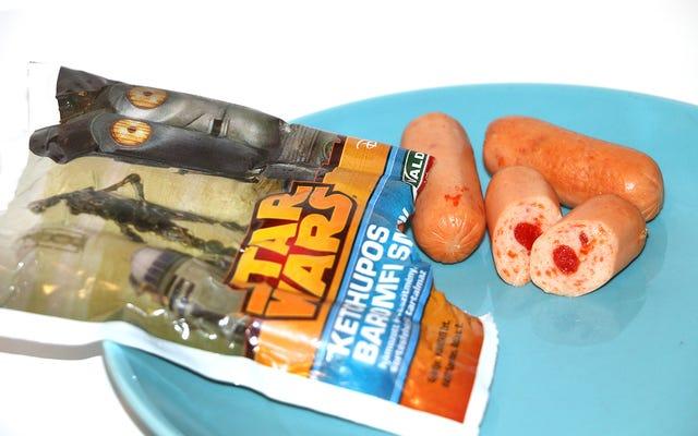 Le merchandising Star Wars est encore plus absurde en dehors des États-Unis