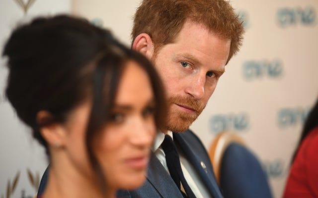 「私はそれが存在することを知らなかった」:ハリー王子は彼がメーガン・マークルの前に無意識の偏見に気づいていなかったことを認めます