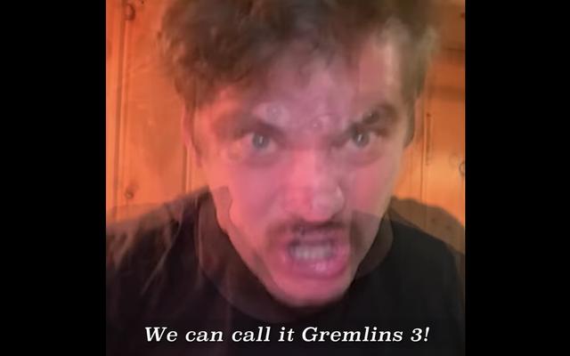 Что ж, мы проданы на этом поле для Гремлинов 3