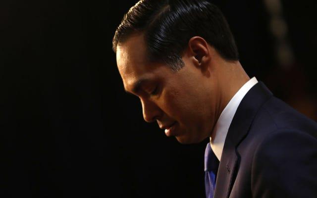 Julián Castro met fin à la campagne présidentielle