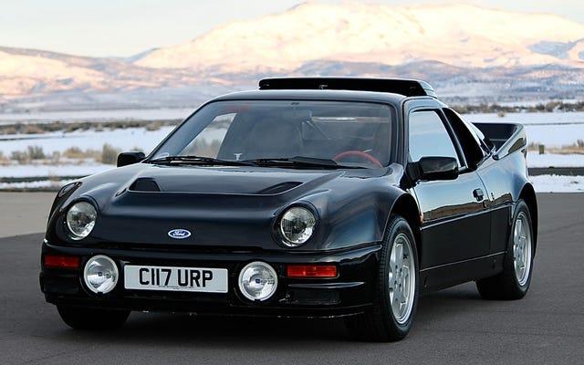 इस फोर्ड RS200 के साथ एक '80 के Homologation Hero बनें