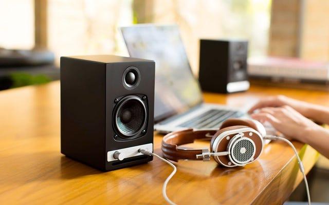 Aktualisieren Sie Ihr Audio und Ihren Desktop mit den HD3-Lautsprechern von Audioengine