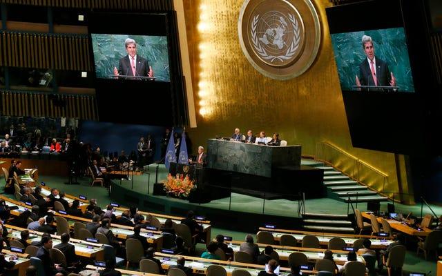 Paris İklim Anlaşması Büyük Bir Dönüm Noktasını Geçti