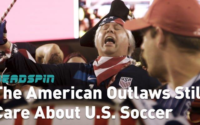 Les hors-la-loi américains se soucient toujours du football américain