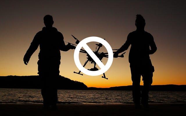 FAAの提案された規則が殺すであろうすべての夢のようなドローンビジネス