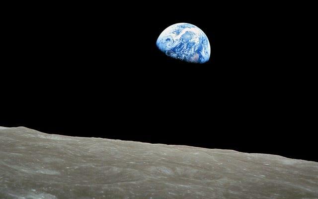 彼らは地球上で最も古い既知の岩を見つけたようです。私は月にいた