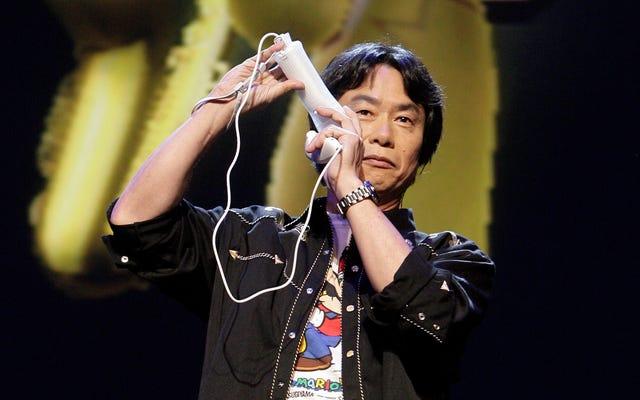 Miyamoto Hala Denetleyiciyi Yeniden Keşfetmek İstiyor