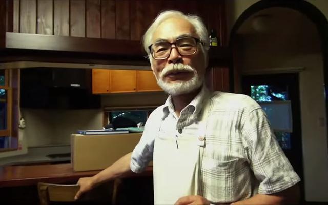 Время, когда Хаяо Миядзаки отправился в Америку
