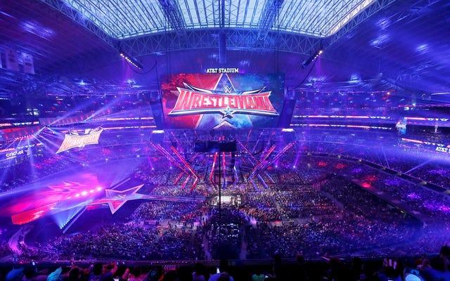 Wrestle Kingdom, salgının ilk büyük güreş gösterisi olacak, bu ne anlama gelirse gelsin