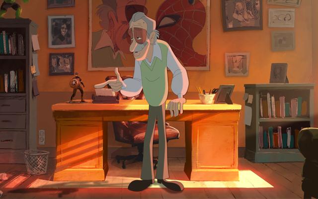 スタンリーはこのかわいいアニメーション短編で呪いの芸術を祝います