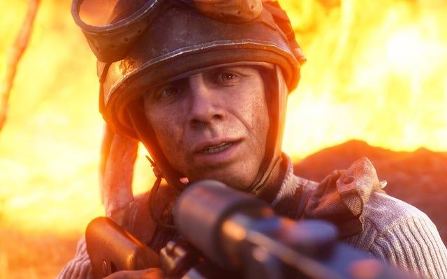 La terrifiante fusée V1 de Firestorm permet au jeu de se démarquer des autres Battle Royale