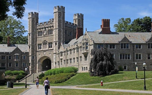 何年にもわたる学生の抗議の後、プリンストンはその建物から分離主義者のウッドロウ・ウィルソン大統領の名前を打ちます