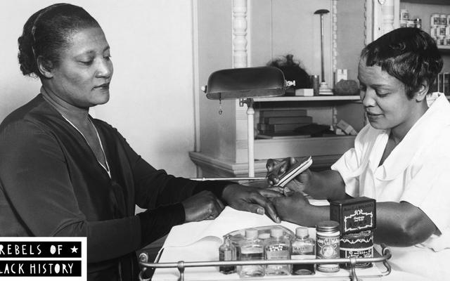 黒人の歴史の反逆者:「喜びの女神」A 'レリアウォーカーが芸術的で官能的な革命的な空間をどのように作成したか
