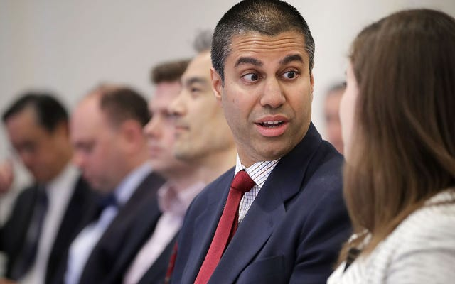 上院は、FCC議長のアジートパイをさらに5年間再確認し、ISPにとって大きな勝利を収めました