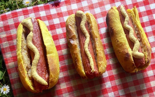 Knish Hot Dogs regroupe deux icônes de la cuisine de rue à New York