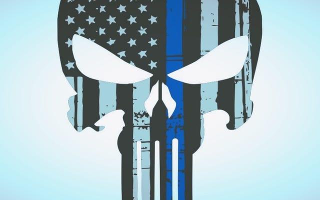 Cảnh sát Kentucky Loại bỏ Logo Kẻ trừng phạt khỏi Cảnh sát Ô tô sau khi mọi người chính xác chỉ ra hắn là kẻ sát nhân