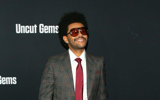 """""""Blinding Lights"""" di The Weeknd è stato nella top 5 degli Hot 100 più a lungo di qualsiasi altra canzone di sempre"""