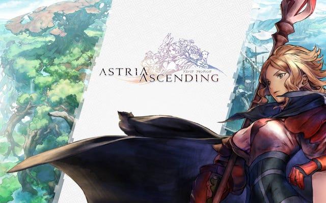 Astria Ascending to najładniejsza gra turowa, w jaką kiedykolwiek grałem