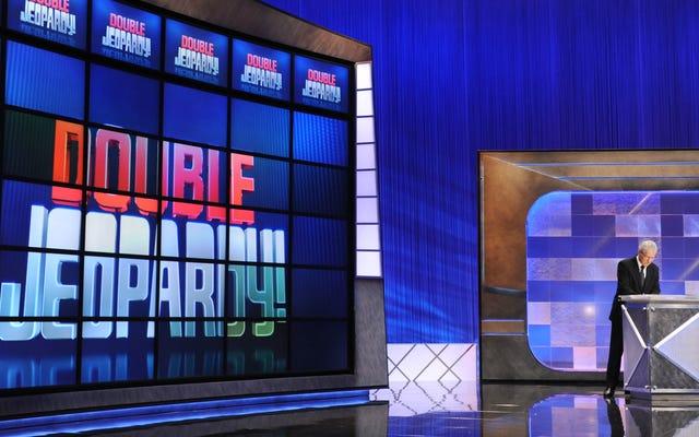 ジェパディ!Playshowは大丈夫なビデオゲームですが、Jeopardyを見るのに最適な方法です。