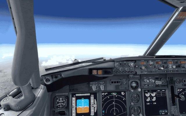 この10分間のチュートリアルで、緊急時にBoeing737を着陸させる方法を学びます