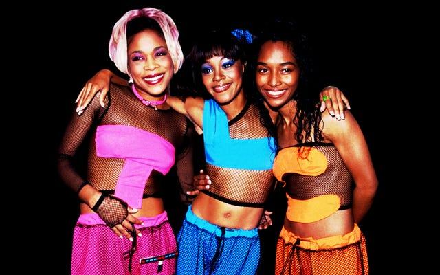 TLCはCrazySexyCoolに自信を持ち、若い女の子に同じことをするように促しました