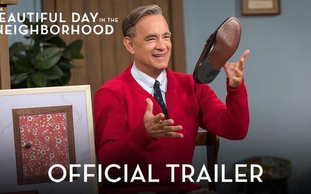 Первый трейлер A Beautiful Day In The Neighborhood уже здесь, и мы уже в полном беспорядке