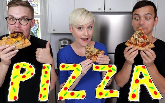 Pizza Neden Nesnel Olarak Şimdiye Kadarki En İyi Yiyecek, Beni Yargılamayın