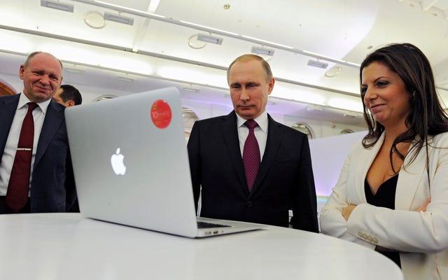 Da leggere del mattino: dietro le quinte della macchina di propaganda statale russa