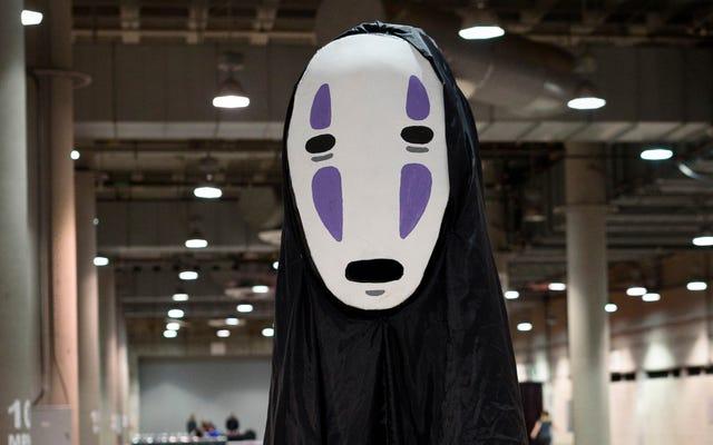 Унесенные призраками, чтобы стать сценическим спектаклем, надеюсь, не потеряв монстров, извергающих грубую слизь.