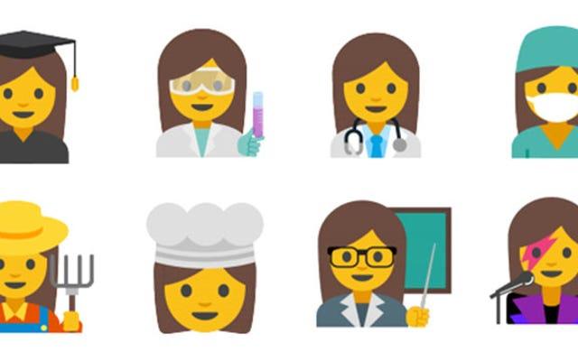 Emoji Baru yang Direncanakan Ini Dirancang untuk Memberdayakan Wanita