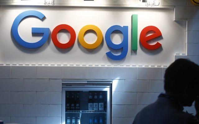 Une grosse panne de Google arrête YouTube, Gmail, Snapchat et d'autres services dans certains États-Unis